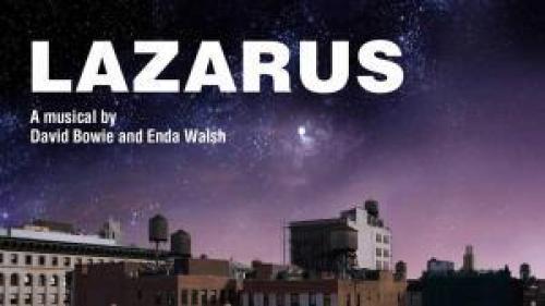 Articolo: Lazarus. Un musical di David Bowie & Enda Walsh