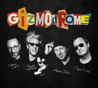 Gizmodrome - Gizmodrome Recensione