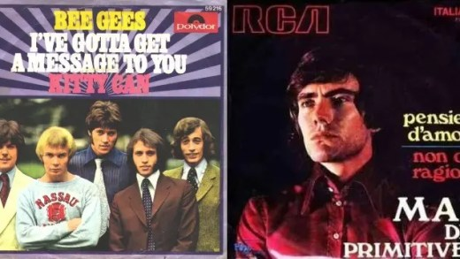 Bee Gees e Mal - Cover italiane | Tomtomrock