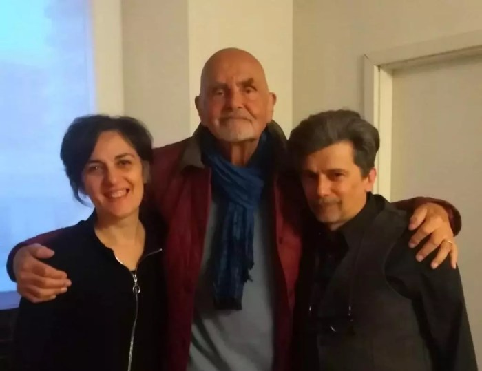 Roedelius a Chiasso