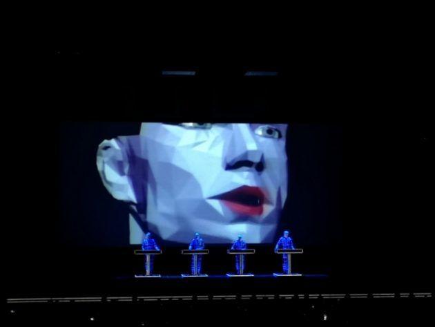 Concerto Kraftwerk 3D