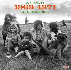 Jon Savage's 1969-1971