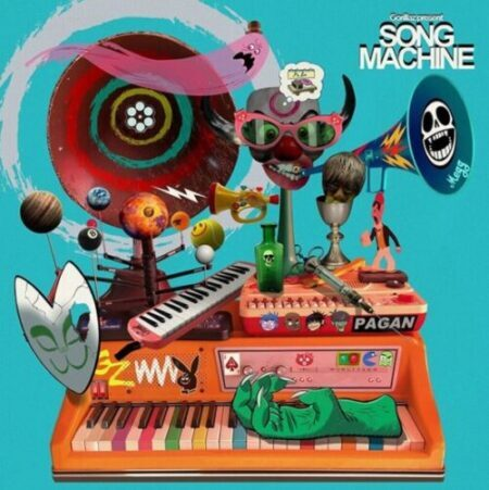 Gorillaz - Song Machine. Season One | Strange Timez