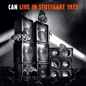 Can - Live In Stuttgard 1975