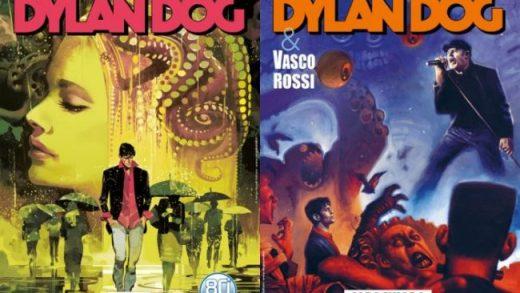 Dylan Dog - Speciali Vasco Rossi