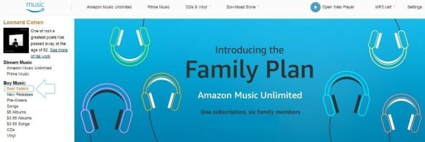 amazon-usa-mp3-Download-Store