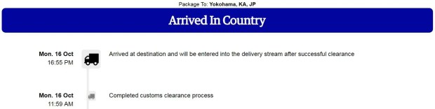 completed-customs-clearance-process