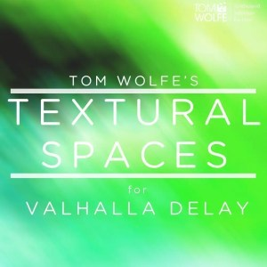 Textural Spaces for Valhalla Delay