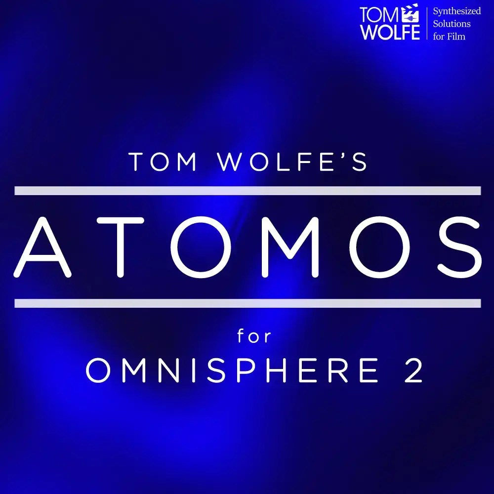 Atomos: 100 Concrète-Style Dark Cinematic Presets for Spectrasonics Omnisphere 2