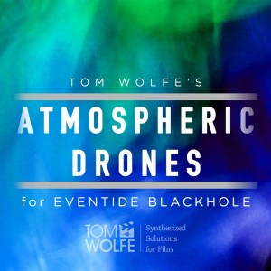 Atmospheric Drones for Blackhole