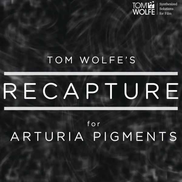 Recapture: 100 Hyperreal Synth Presets and 37 Samples for Arturia Pigments
