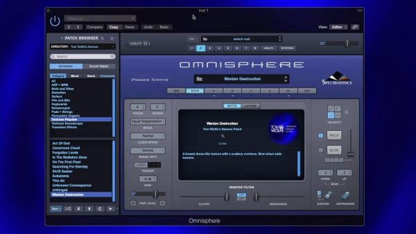 Omnisphere: Creating A Cinematic Drone