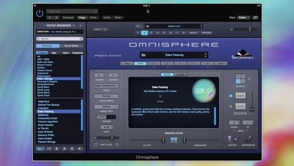 Omnisphere: Creating An Ambient Pad