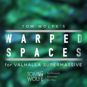 Warped Spaces for Valhalla Supermassive