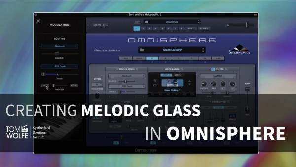 Omnisphere: How To Create A Melodic Glass Preset