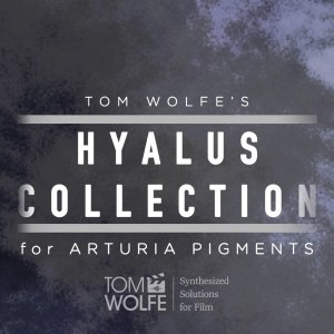 Hyalus Collection for Pigments