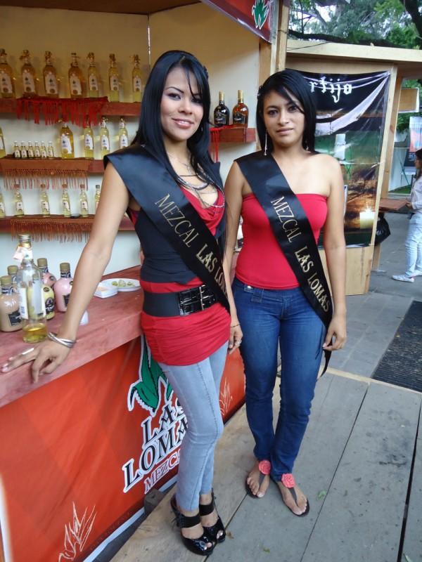Feria Nacional del Mezcal in Oaxaca Mexico Annual Festival Skyrockets