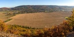 Panorama Dobřichovic