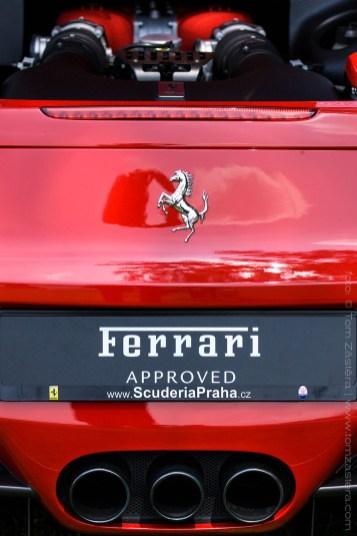 Ferrari Scuderia Praha
