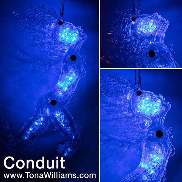 """Conduit"" by Tona Williams"