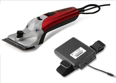 Tondeuse chevaux avec batterie et électrique Liveryman Kare pro 200