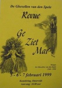 revue 1999