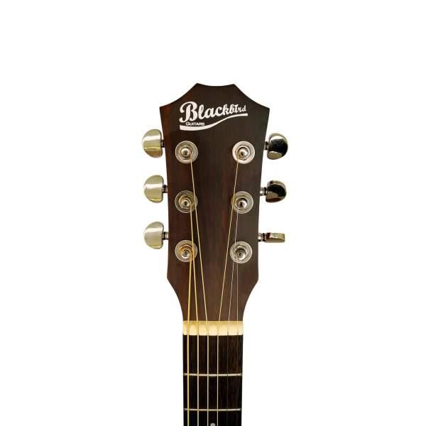 Hovedet af western guitar