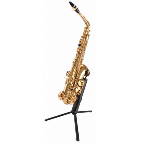 Produktbillede af en altsaxofon med hvid baggrund