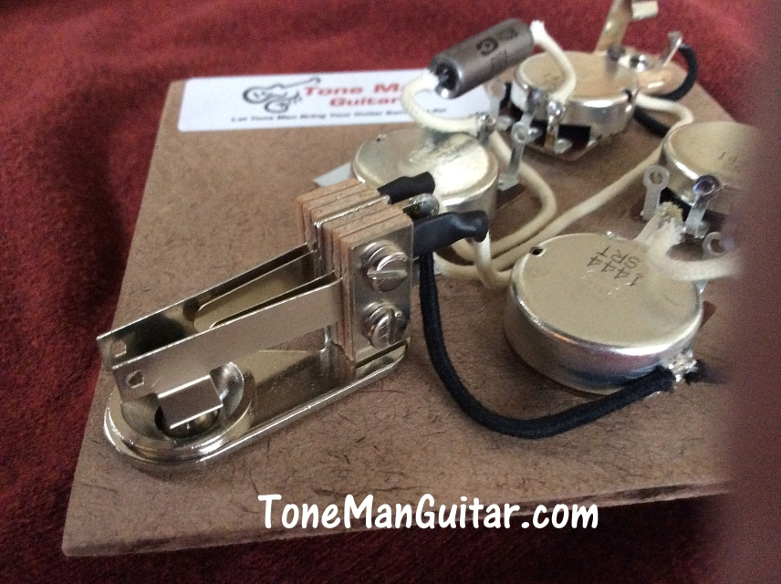 Wiring Kit For Sg Guitars Allpartscom