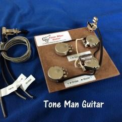 Gibson Les Paul 3 Pickup Wiring Diagram Rj12 Socket Upgrade Kit