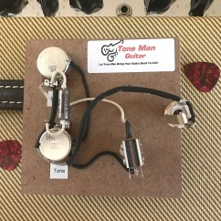Gibson Les Paul Special Wiring Diagram 1981 Suzuki Gs550 Double Cut A Way Upgrade Kit