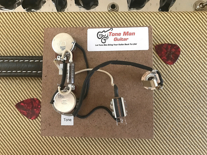 Guitar Wiring Kits Uk