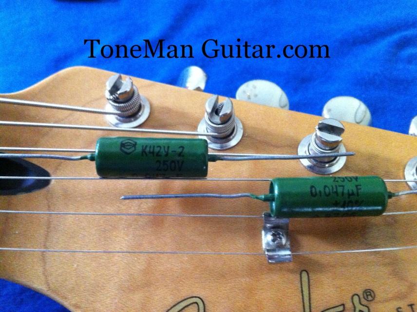 5 Way Switch Wiring Diagram Stratocaster With Stratocaster Prebuilt Wiring Kit Pio Tone Cap Bourn 250k