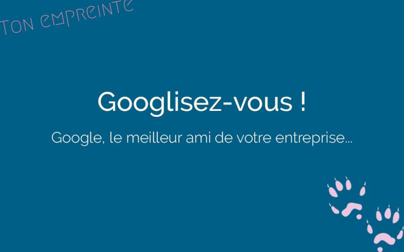 être présent sur Google