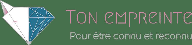 logo - Juliane Foray Ton empreinte EURL nom + slogan