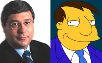 Straordinaria somiglianza del Presidente della regione Sicilia