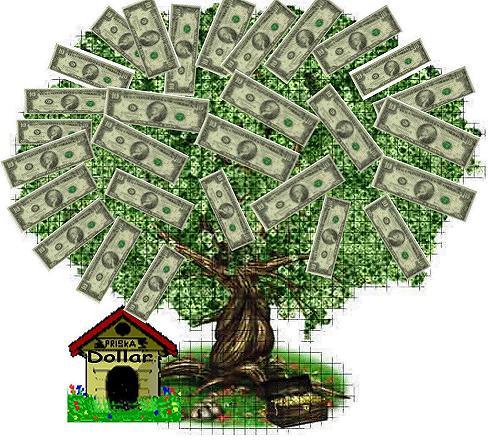 I Soldi non crescono sugli alberi