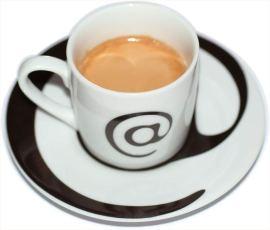 Tazzina di caffè Java…