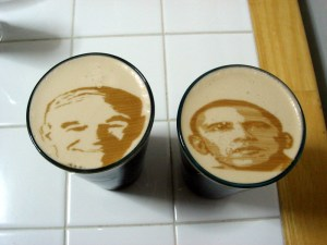 cappuccino-obama