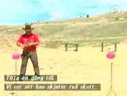 17052012: L'uomo più veloce della sua ombra Bob Munden