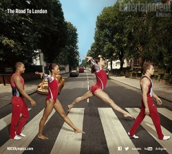 16012013: Abbey Road Olimpiadi