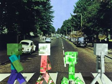 Abbey Road Pixel