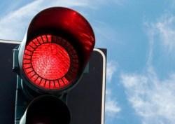 10062013: fermo al semaforo