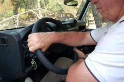 10102013: Ma io so guidare così...