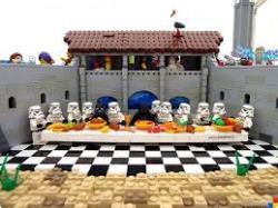 29112013: Ultima cena Stormtrooper