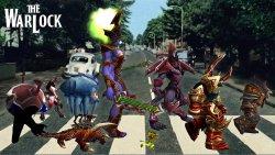 18122013: Abbey Road war world of warcraft
