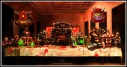 14022014: Ultima cena Doom
