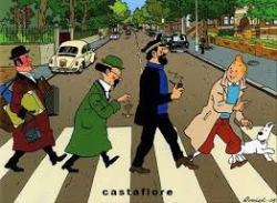 30072014: Abbey Road Tin Tin