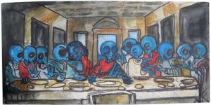 alien_last_supper