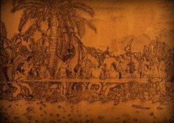 14112014: Ultima cena disegno Lost